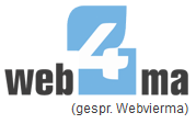 Clevere Werbung? Gibt's bei Web4ma!